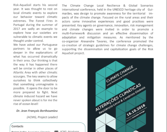 Newsletter 2 – November 2018