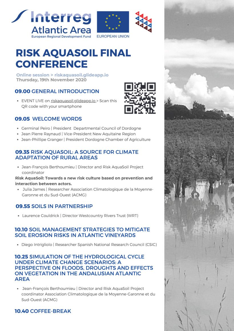 RiskAquaSoil final conference