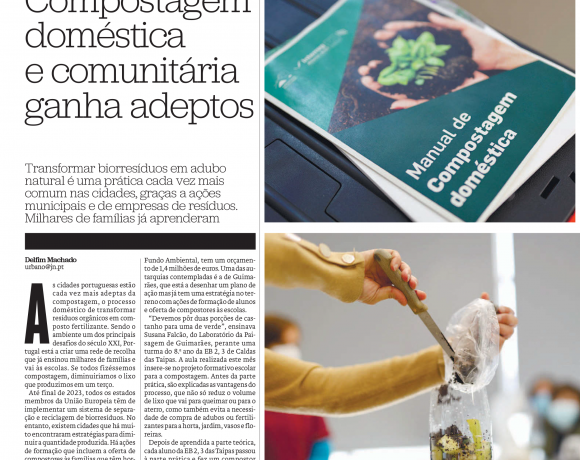 Environmental Awareness and Education Activities in the Portuguese National Newspaper Jornal de Noticias